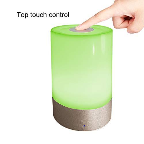 H&1 Lámpara LED Táctil Tabla De Sensores, La Cabecera De Luz ...