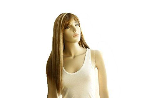 Weeknd Hair Costume (Flora Divinity (Color# 27613) Synthetic Hair Replacement Wig)