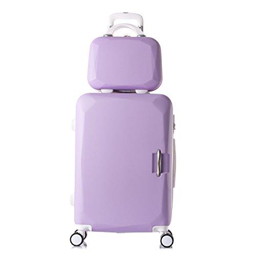 8-color girls luggage sets 20