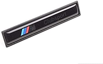 Gtv Investment E36 Coupe M Clubsport Türzierleiste Emblem Emblem 2495560 51132495560 Neu Auto