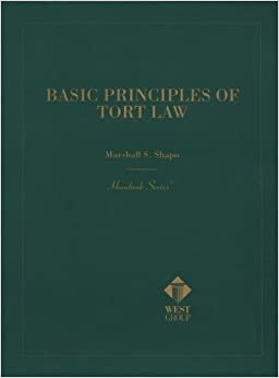 Torts Study Aids - Exam Study Guide - Research Guides at