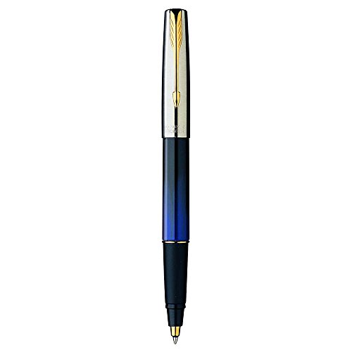 Parker Frontier Marble Blue GT Rollerball Pen (Parker Frontier Rollerball Pen)