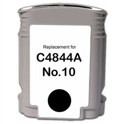 On Time Toner - HP Remanufactured Ink Cart C4838AN, No. 11 (No 11 Yellow Ink Cart)