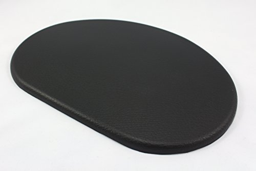 Shower Enclosures Seat (by Di Vapor Oval Padded Cushion for Steam Shower Enclosure or Bath Seat - 22cm Pad)