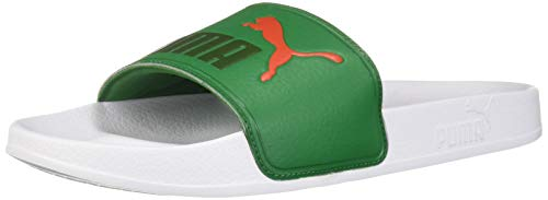 Leadcat Puma Green puma dark Chaussures Homme Green Verdant Pour Red 151q60nrR