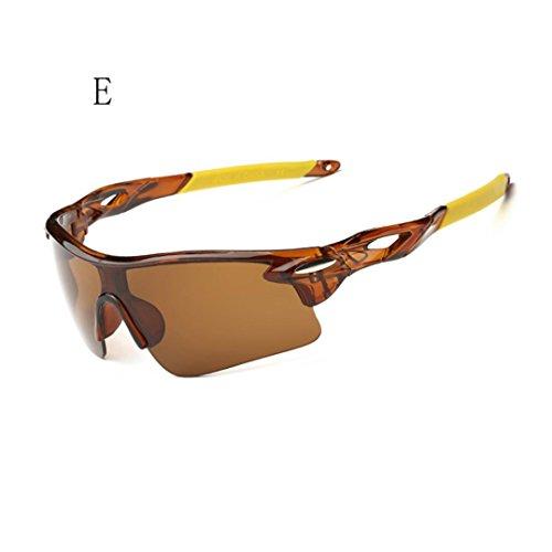 Huphoon Sports Sunglasses for Men Women Baseball Running Cycling Fishing Driving Sun Glasses - Sol De Oculos Masculino