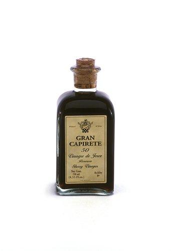 50 Year Old Gran Capriete Sherry Vinegar 250ml by Jose Paez Lobato