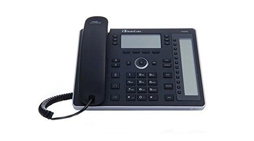 AudioCodes 440HD IP Desktop Telephone, Black IP440HDEG