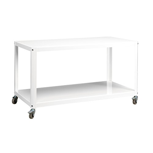 white metal tv stand - 8