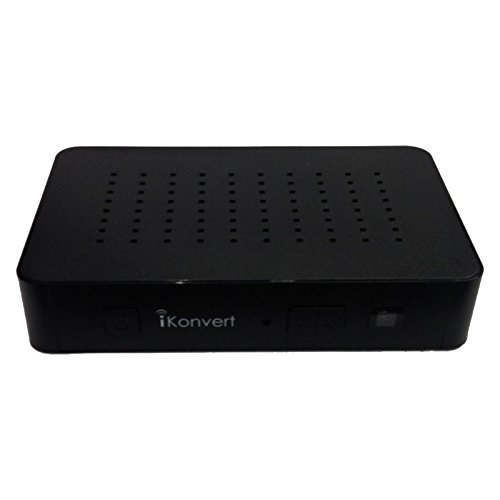 Supersonic Digital TV Converter Box iKonvert