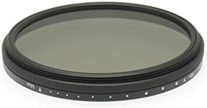 Gadget Place 67mm ND2からND400 可変ニュートラルデンシティフィルター Leica Noctilux-M 75mm F1.25 ASPH用