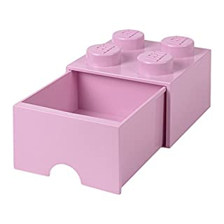 LEGO Light Purple Brick Drawer 4