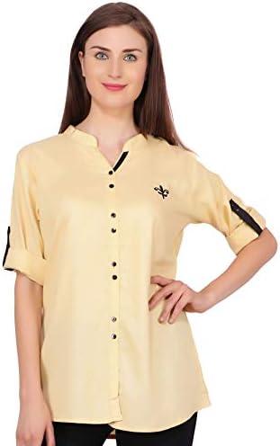 Mitaha – Think.Feel.Looks Women's Casual Shirt