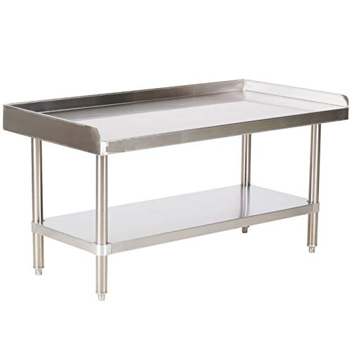 Commercial Stainless Steel Equipment Grill Stand 30x48
