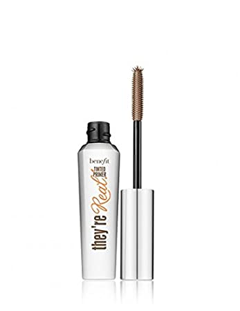 83a525bab2f Image Unavailable. Image not available for. Color: BENEFIT COSMETICS  They're Real! Tinted Primer Mascara Created by 287s