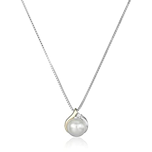 Single diamond necklaces amazon aloadofball Choice Image