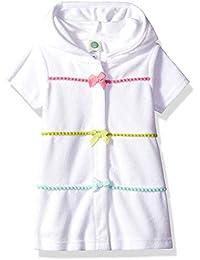 5baaa80d8f Children's UPF 50+ Short Sleeve Hooded Cover-up · Little Me