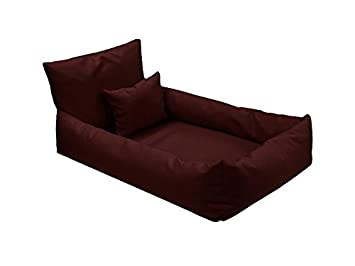 Perros sofá Didi cama para perros Dormir Espacio Perros Cojín L - 80 x 120 cm Color: 15 color morado: Amazon.es: Productos para mascotas