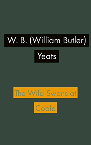 the wild swans at coole literary devices