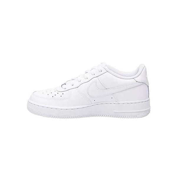 Nike Air Force 1 GS, Baskets Mixte Enfant