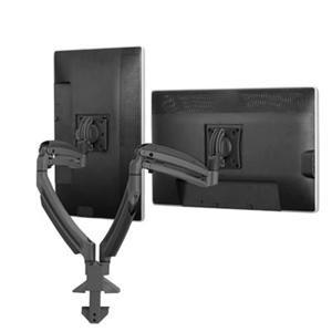 Chief Kontour K1D Dynamic Desk Clamp Mount - 2 Monitors by Chief
