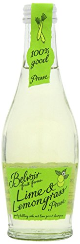 Belvoir Fruit Farms - Pressé - Lime & Lemongrass - 250ml