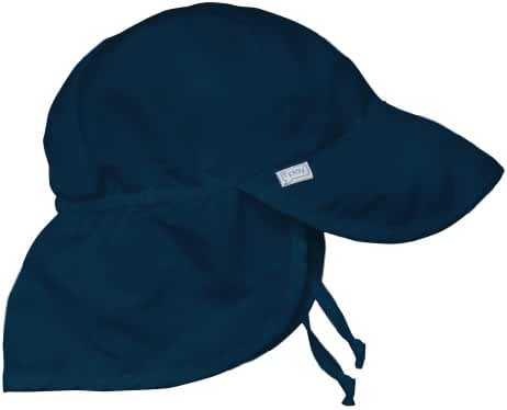 i play. Baby & Toddler Flap Sun Protection Swim Hat