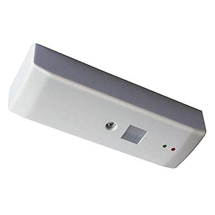Detector de cortina por infrarrojos para puertas y ventanas