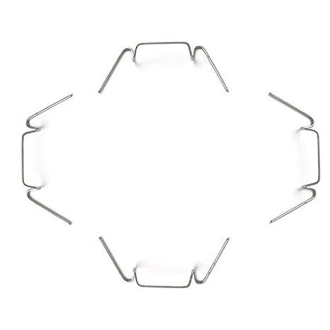 1 Leggio Porta ricettario fermalibri Ferro Rustico Confezione