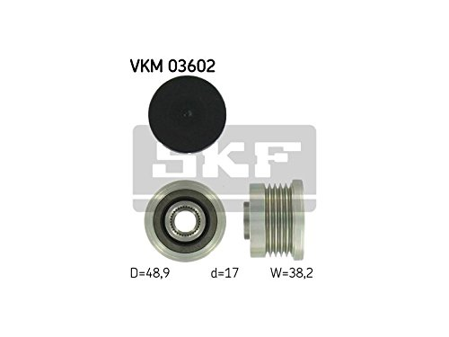 SKF VKM03602 Running Alternator Pulley Kit: