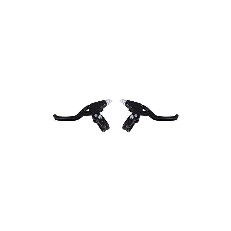 Bicycle Brake Levers Hand Brakes For Bicycles 2pcs Aluminium Alloy MTB Bike Bicycle Cycling Brake Level Handles