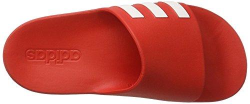 Aqualette Chaussures Rouge Plage De Adidas Cloudfoam Piscine Et Homme AFTdFqWc