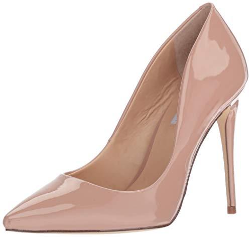 Steve Madden Women's Daisie Pump, Dark Blush Patent, 7.5 M US (Sexy Com High Heel Shoes)
