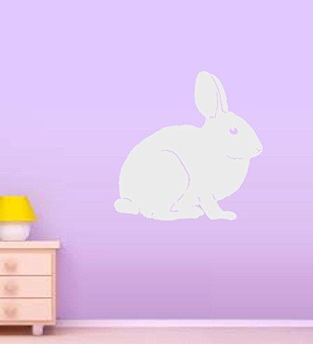 Bunny Rabbit - Wall or Window Decal 13