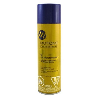 Motions Oil Moisturizer Extra Conditioning Oil Sheen Spray, 11.25 - Oil Motions Spray Sheen