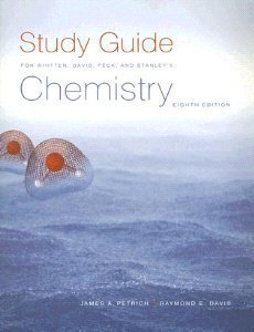 Chemistry, 8th Edition, Study Guide