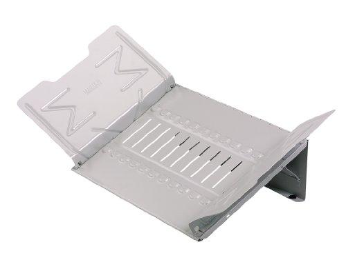 Master Catalog Rack, Organizes and Displays Catalogs/Magazines/Loose-Leaf Materials, Gray (MAT12G) (Master Hinged Catalog Rack)