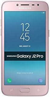Smartphone Desbloqueado, Samsung, Galaxy J2 Pro SM-J250MZIRZTO, 16 GB, 5, Rosa
