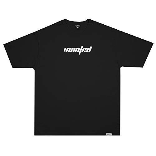 Camiseta Wanted - Kosmic Preto Cor:Preto;Tamanho:M