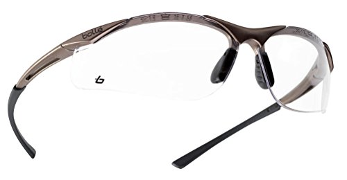 7d80d6e42412 Bolle CONTPSI Contour Safety Glasses - Clear  Amazon.co.uk  Welcome