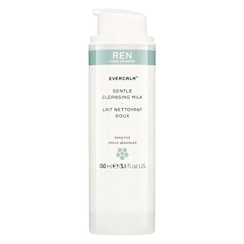 Ren Evercalm優しいクレンジングミルク、150ミリリットル (REN) (x6) - REN Evercalm Gentle Cleansing Milk, 150ml (Pack of 6) [並行輸入品] B01N3SGJJ1