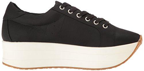 Steven By Steve Madden Womens Sneaker Fashion Black