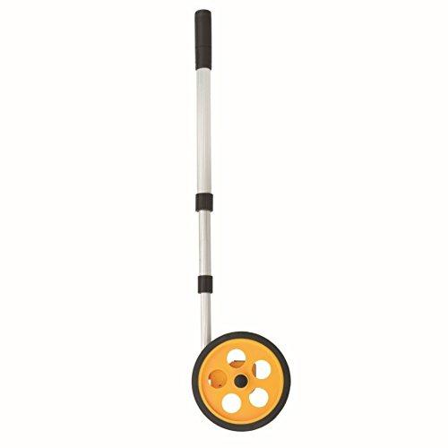 Domeiki Distance Measuring Wheel 10,000 ft Electronic Rolling Tape LCD SAE Metric (Sae Wheel)