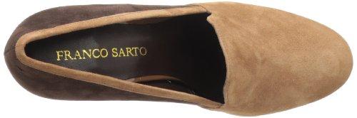 Franco Sarto Womens Riva Pump Chocolate