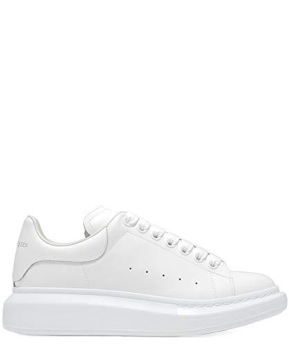Alexander McQueen Men's 553680Whgp59000 White Leather Sneakers