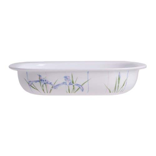 Shadow Iris 3-qt (2.85l) Oblong Casserole