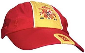 Euroxanty-Gorra de España Unisex con Escudo Bordado: Amazon.es ...