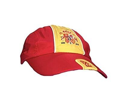 Euroxanty-Gorra de España Unisex con Escudo Bordado