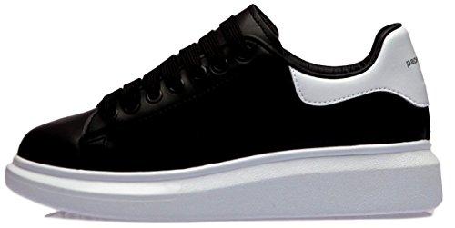 Blacklabel Pp1402 Sneakers Artigianali Di Prima Qualità Nere