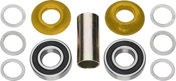 - Profile Racing Mid Gold Bottom Bracket Set